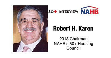 50+ Interview: Robert H. Karen